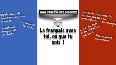 Esercizi francese avanzato online dating