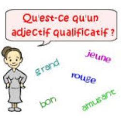 L'accordo degli aggettivi in francese
