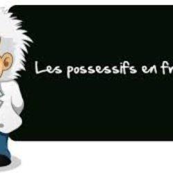 Gli aggettivi possessivi del francese