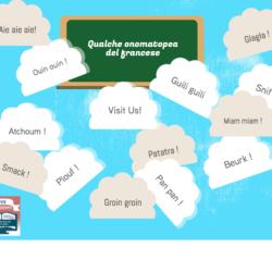 Some funny French onomatopoeia