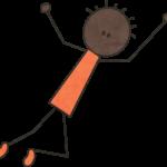 Orange Boy Jump