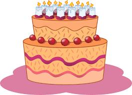 gateau d'anniversaire