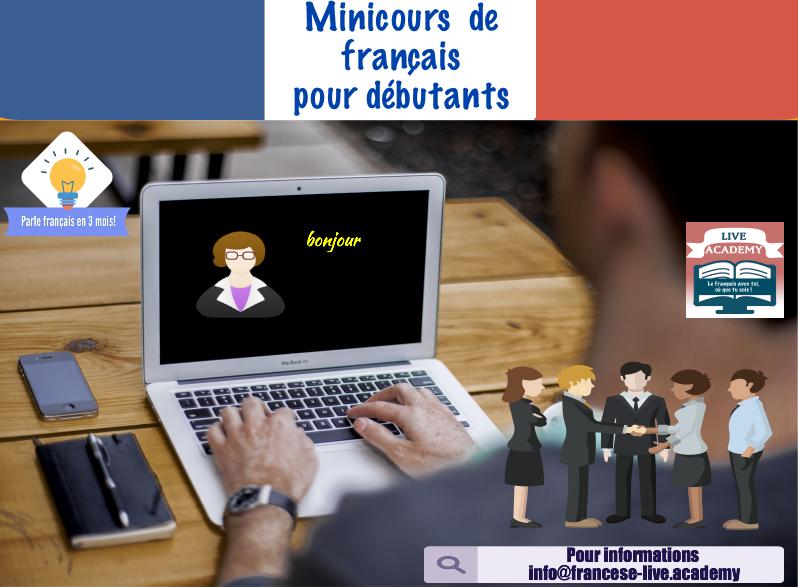 Corso di francese gratis per principianti