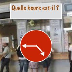 Dire e chiedere l'ora in francese