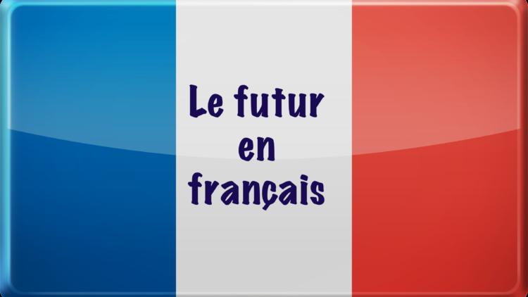 Il futuro in francese