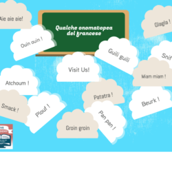 Some funny French onomatopoeia