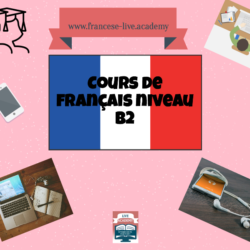 One-to-one B2.1 French course