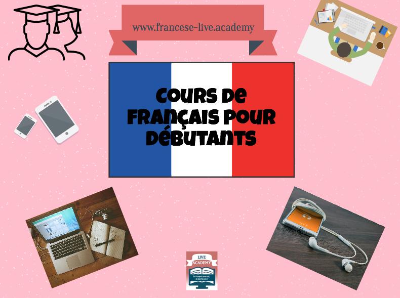 Corso di francese online individuale A1