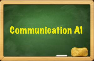 esercizi online di francese comunicazione A1