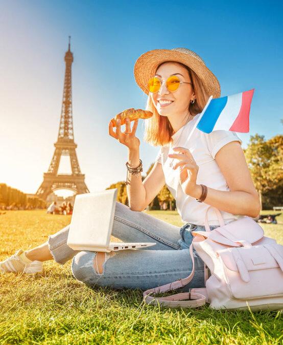Corso  di francese intensivo online