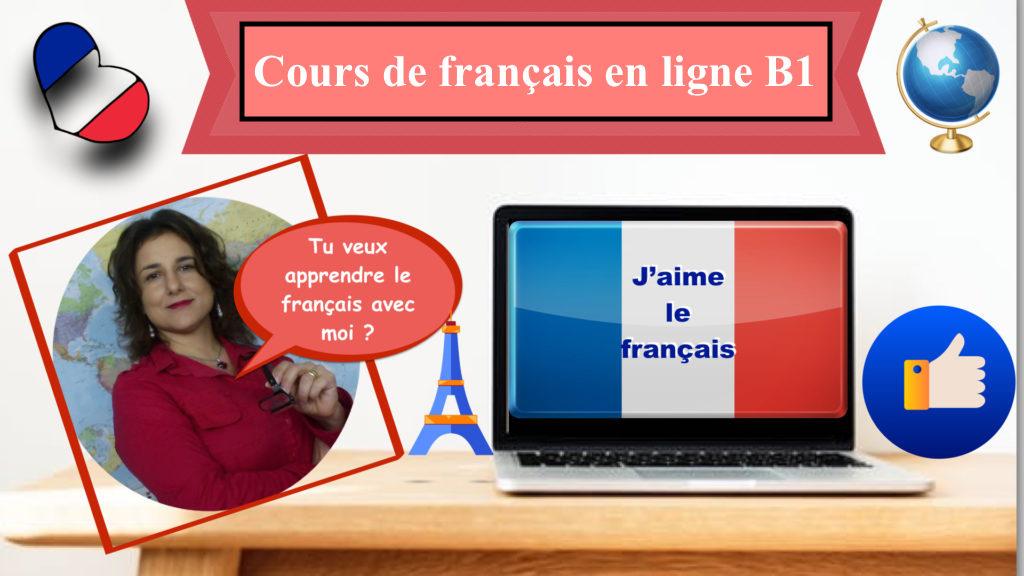 Videocorso di francese B1. Opzione base